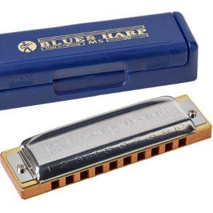 Blues Harp Mundharmonika